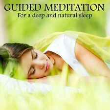 GUIDED MEDITATION CD FOR A DEEP & NATURAL SLEEP + RELAXATION BONUS TRACK