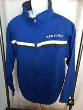 NWT/FREE SHIP  J. America Mens Sweatshirt Jacket University Of Kentucky Wildcats
