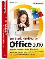 Praxis-Handbuch Office 2010 von Philipp, Gerhard, Mersin... | Buch | Zustand gut