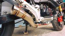 ZoOM Exhaust Honda GROM 125 MSX SF 2013-2018 New The Brute Full System Low Mount