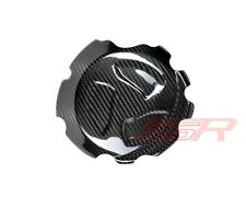 BMW S1000RR S1000R HP4 Right Side Engine Case Cover Carbon Fiber Twill