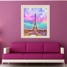Full Diamond Painting Cross Stitch Embroidery The Grand Tower Square