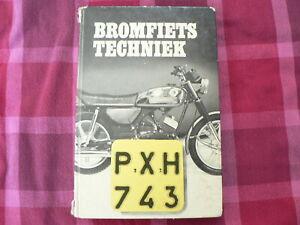 BROMFIETS TECHNIEK ZUNDAPP COVER,TOMOS,PUCH,YAMAHA,HONDA SS50,BENELLI,SACHS