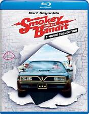 Smokey and the Bandit 3-Movie Collection - (Blu-ray) BRAND NEW + FREE SHIPPING