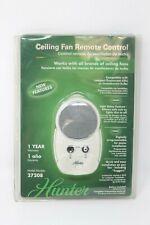 Hunter Ceiling Fan Light Speed Remote Control Model 27208