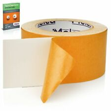 Double Sided Carpet Tape / Rug Tape– 2.5 Inch Heavy Duty Rug Adhesive (30 Yards)