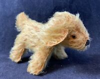 Artist Hand Made Puppy Dog Plush Doll Pet by Phyllis Burk Stuffed Animal Toy