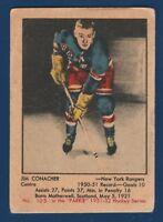 JIM CONACHER RC 51-52 PARKHURST 1951-52 NO 105 GOOD+ 23973