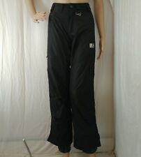 Women's SIMS black & blue Snowboard Ski pants XS