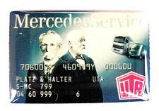 """Auto pin/Pins-Mercedes Benz """"service"""" [1349]"""