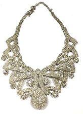 Rhinestone Formal Wear Necklace