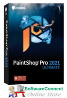 COREL PAINTSHOP PRO 2021 ULTIMATE PAINT SHOP PRO NEW SEALED GENUINE GUARANTEE