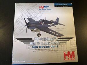 Hobby Master HA1104 Grumman F6F-5 Alex Vraciu 1/72 Scale Diecast Model Air Power
