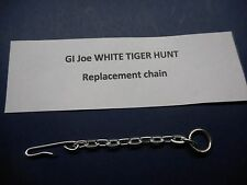 GI JOE A/T  WHITE TIGER HUNT CAGE CHAIN *REPLACEMENT*