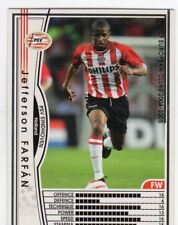 figurina CARD WCCF EUROPEAN CLUB 2004/05 PANINI NEW 110 PSV EINDHOVEN FARFAN