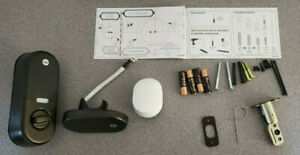 Nest x Yale Lock with Nest Connect - Oil Rubbed Bronze - RB-YRD540-WV-0BP #1