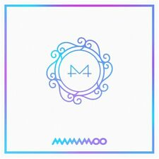 MAMAMOO - White Wind (9th Mini Album) CD+82p Booklet+1Photocard+Poster+Free Gift
