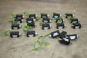 21 x Genie GSP01 Coaxial Surge Protector for CCTV Receivers Etc (22_02)