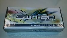 Network Products, Switch Hub Model No: A-8308 10/100 Mbps. Sealed box.