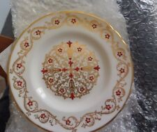 Six TUSCAN-FINE BONE CHINA-PATTERN-RICHELIEU F159- BREAD&BUTTER PLATE