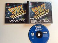 Playstation 1 Ps1 Space Invaders