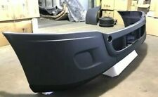 Freightliner Cascadia Front Bumper Without Fog Light Holes Without Chrome