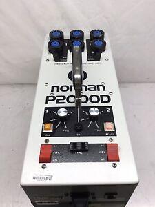 Norman P2000D working  Strobe Lighting Power Pack#18053
