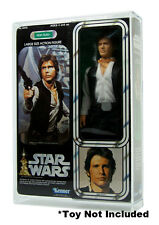 Star Wars Han Solo Doll Acrylic Display Case