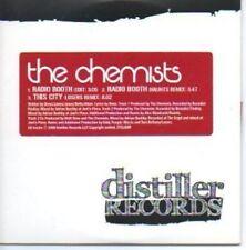 (935F) The Chemists, Radio Booth - DJ CD