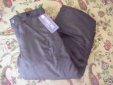 NWT Warm Cherokee Snow Snowboard Pants BLACK  XS 4 / 5