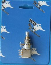 Replacement 500K Push Pull Pot w/DPDT Switch, by WD, WD500PP