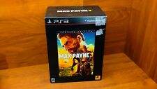 Max Payne 3 Special Edition (Sony PlayStation 3, 2012) PS3 New #59