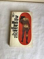 Vintage 1966 Paperback The Fifty Minute Hour Robert Linder Bantam Matrix Edition