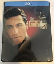 The Godfather Part Ii 2 (Blu-ray Disc, SteelBook) Brand New, Factory Sealed