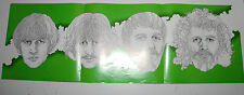 THE BEATLES KEITH McCONNELL RINGO POSTER 1964-74 VINTAGE ORIGINAL