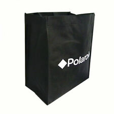 5 x Black Polaroid Canvas Shopping Camera Accessories Carry Handbag Tote Bag