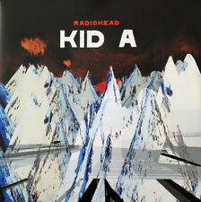 RADIOHEAD - KID A - LP 33 NUOVO SIGILLATO
