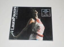 LAURA PAUSINI - LIVE IN PARIS 05 - SPECIAL EDT CD+DVD+3 BONUS TRACKS - NUOVO -DP