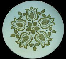 J & G Meakin TULIP TIME MAIDSTONE Retro 10 inch Plate x1 (6 avail) c1970