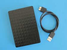 Seagate Expansion +  SRD0NF1 - 1TB Portable Hard Drive with USB Cable