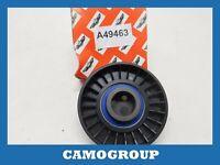 Idler Pulley Belt Guide V-Ribbed Belt Tensioner Aqs For FIAT Marea Lancia kappa