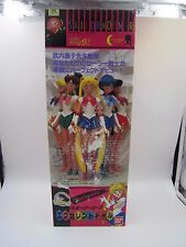 Pretty Guardian Sailor Moon R Mars Rei Hino Excellent Doll Figure Bandai USED