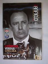 Orig.PRG   Champions League  2005/06    FC LIVERPOOL - FC CHELSEA  !!  SELTEN