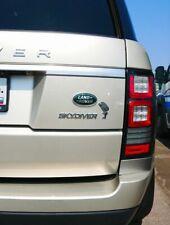 Skydiver car logo sticker