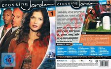 Blu-Ray CROSSING JORDAN TV SERIES SEASON 1 Jill Hennessy Miguel Ferrer Region B