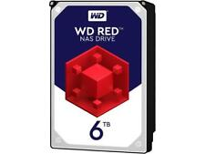 WD NAS Hard Drive WD60EFRX 6TB 5400 RPM 64MB Cache