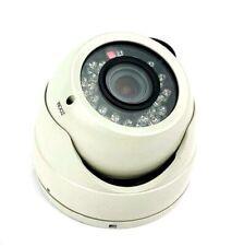UTC TVD-TIR2-HR Outdoor CCTV Security Camera IR Dome3.5-8mm Zoom 530TVL NTSC BNC