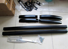 Black Roof Rack  Rails Bars Luggage For Mitsubishi ASX Outlander Sport 2013-17
