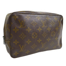 LOUIS VUITTON TROUSSE TOILETTE 23 COSMETIC POUCH MONOGRAM ail M47524 A54688
