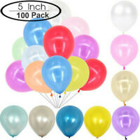 Gift Zone 25th Silver Wedding Anniversary Latex Balloons Pack of 8